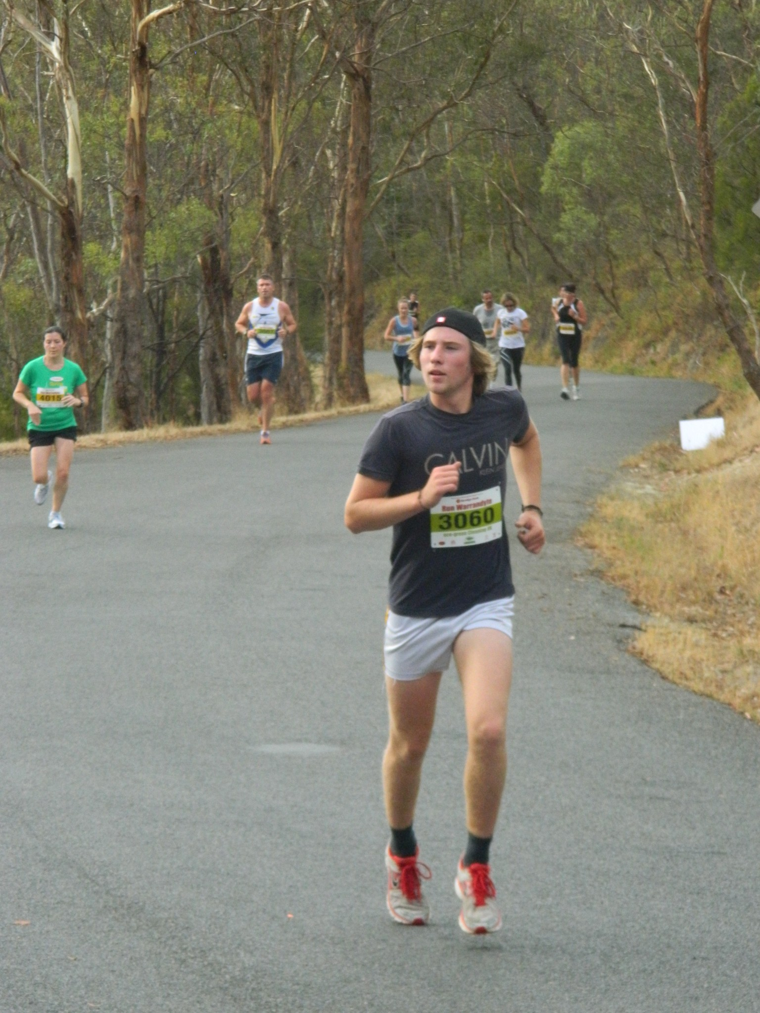 Run Warrandyte 2013 Results
