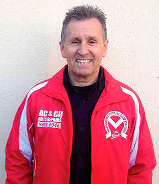 Bloods welcome sports chaplain