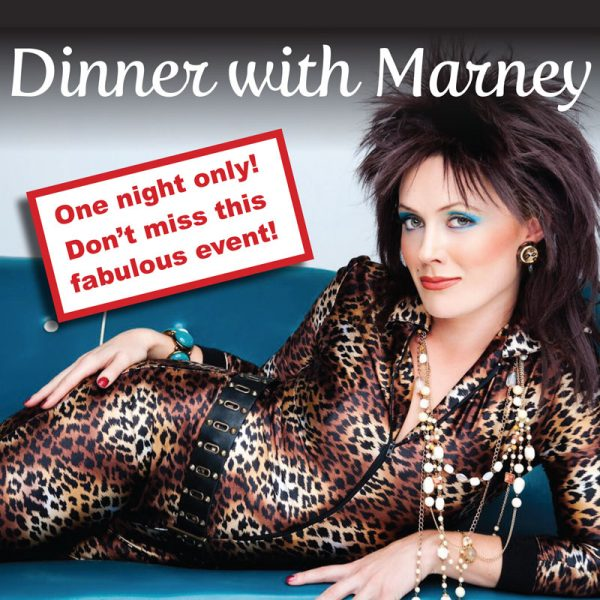Dinner with Marley October 6th